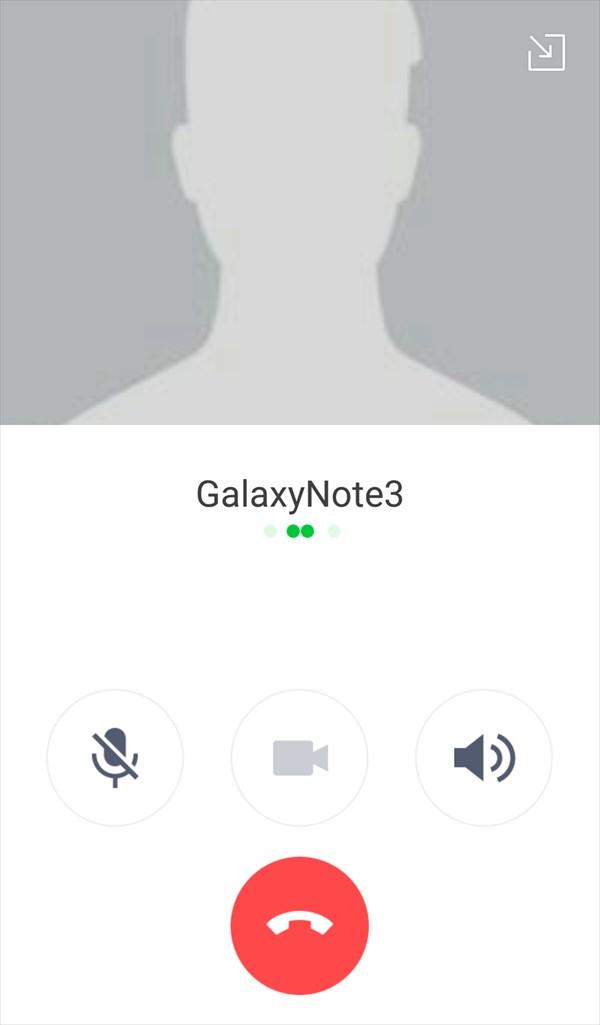 LINE_無料通話_呼び出し画面_かけた側2