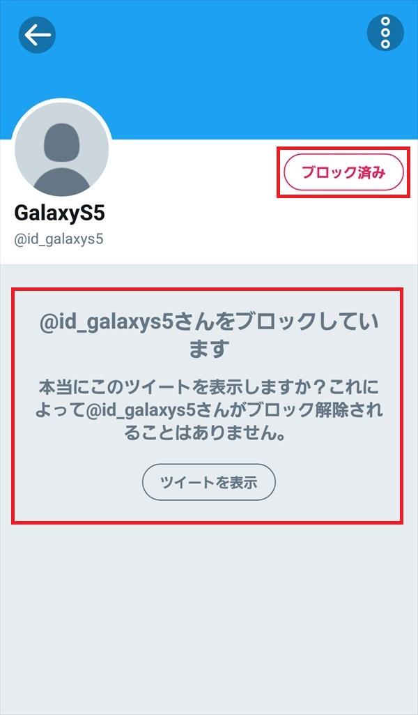 Twitter公式アプリ_ユーザー_ブロック済み1