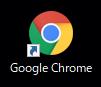 Windows10_デスクトップ_アプリショートカット_Chrome