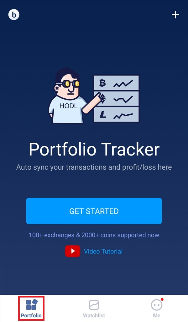 BitUniversアプリ_Portfolio-Tracker