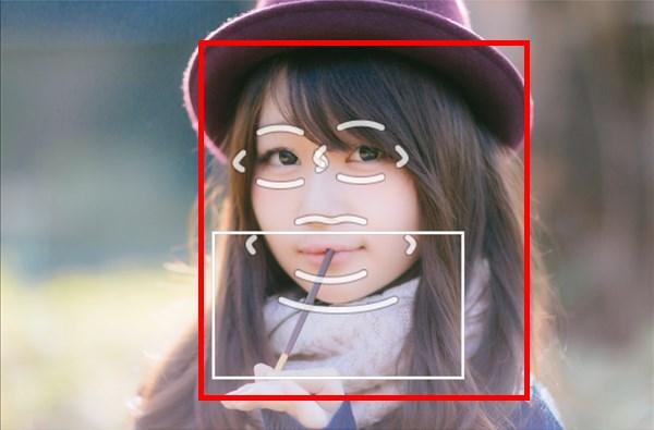 LINECamera_ビューティー_顔認証_手動で指定