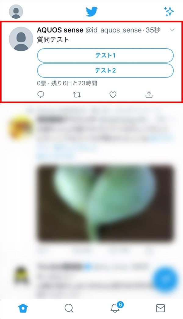 iOS版Twitter_投票_回答